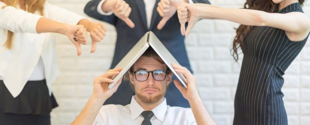 4 reasons your co-workers aren't your biggest fans