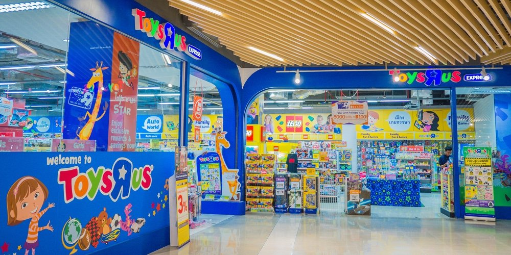 Amazon Has Considered Buying Some Toys 'R' Us Stores