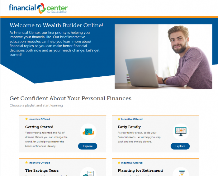 Financial Center First Cu Launches Free Online Financial