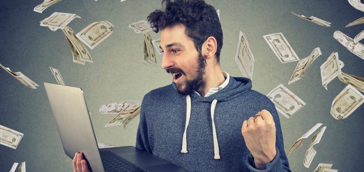 3 easy ways to make a few bucks online