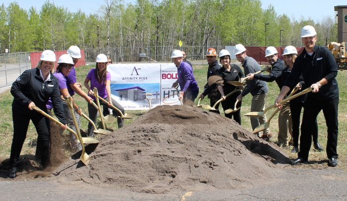 Affinity Credit Union >> Affinity Plus Federal Credit Union breaks ground May 18 on ...