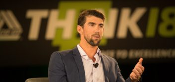 Olympian Michael Phelps in Q&A with CUs