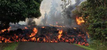 CU Hawaii branch stays open in shadow of Kilauea