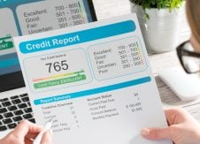 What's considered a good credit score?