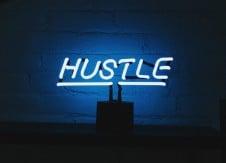 Heart in your hustle