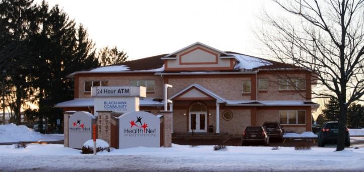 Blackhawk Community CU to donate building