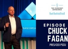 The CUInsight Experience podcast: Chuck Fagan – Trust is not enough (#5)
