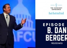 The CUInsight Experience podcast: B. Dan Berger – Extreme member service (#3)