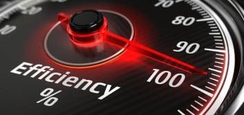 Increasing efficiency with RPA