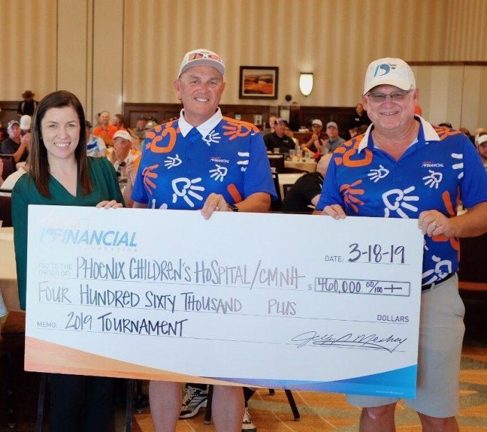Desert Financial Foundation Raises 460 000 For Phoenix Children S