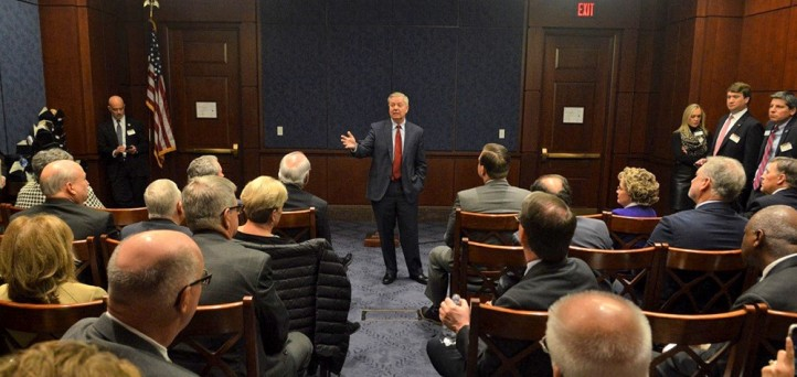 5,200-plus CU leaders visit Capitol Hill on behalf of members