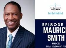 The CUInsight Experience podcast: Maurice Smith – Connecting the dots (#9)
