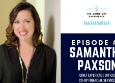The CUInsight Experience podcast: Samantha Paxson – The audacity to think big (#10)