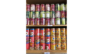 Sdccu Customer Service >> Sdccu Collects Nearly 1 400 Pounds Of Food For Pets Of
