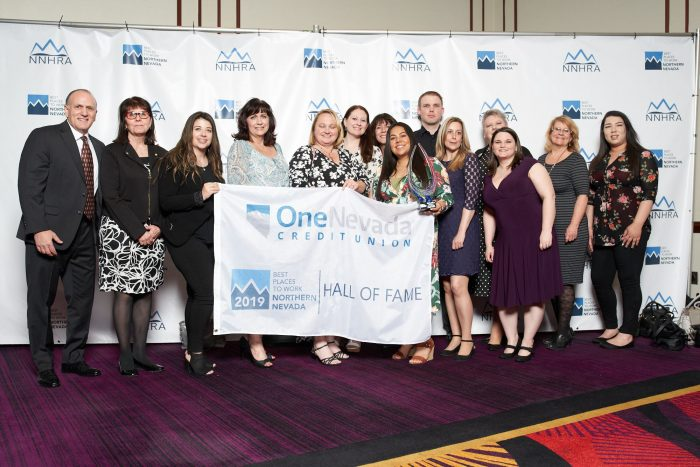 Best Of Northern Nevada 2019 One Nevada Credit Union inducted into Best Places to Work Northern