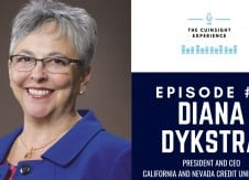 The CUInsight Experience podcast: Diana Dykstra – Challenging the status quo (#16)