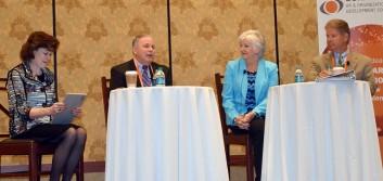 Panel celebrates 25 years of HR/OD