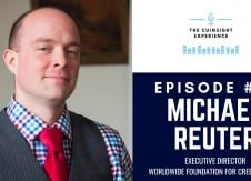 The CUInsight Experience podcast: Michael Reuter – Doing Global Good (#17)