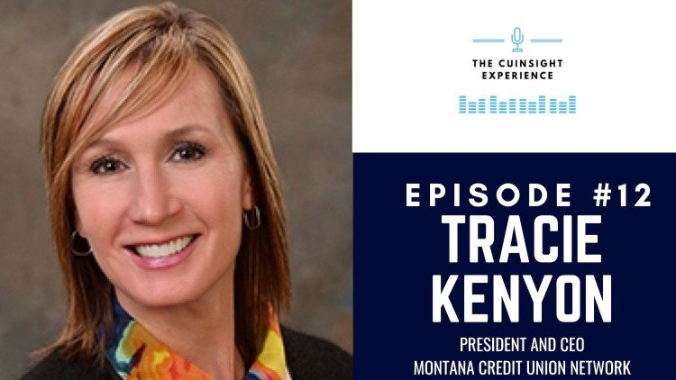 The CUInsight Experience podcast: Tracie Kenyon – Getting everyone on the bus (#12)