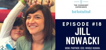 The CUInsight Experience podcast: Jill Nowacki – Where are your socks? (#18)