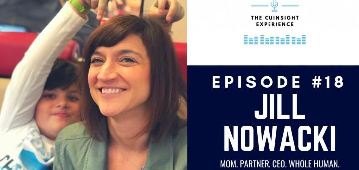 The CUInsight Experience podcast: Jill Nowacki – Where are your socks? (#18)