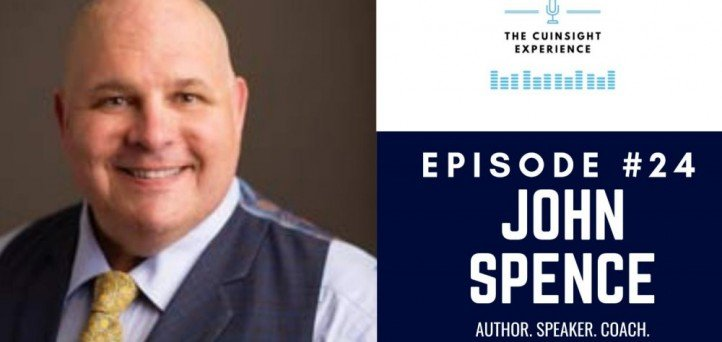 The CUInsight Experience podcast: John Spence – Communication is key (#24)