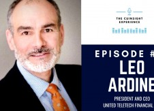 The CUInsight Experience podcast: Leo Ardine – Searching inside yourself (#21)