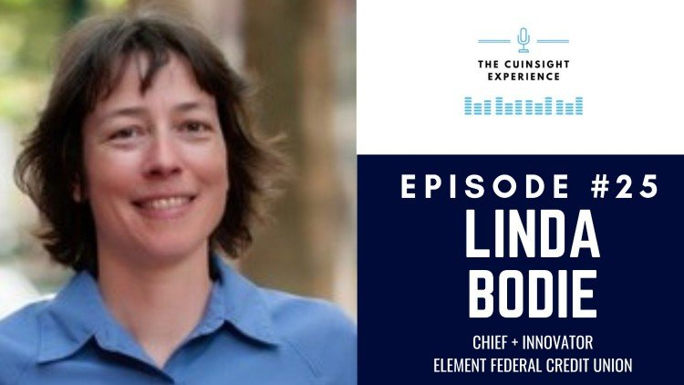 The CUInsight Experience podcast: Linda Bodie – Figuring out what works (#25)