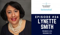 The CUInsight Experience podcast: Lynette Smith – Willing to share (#26)