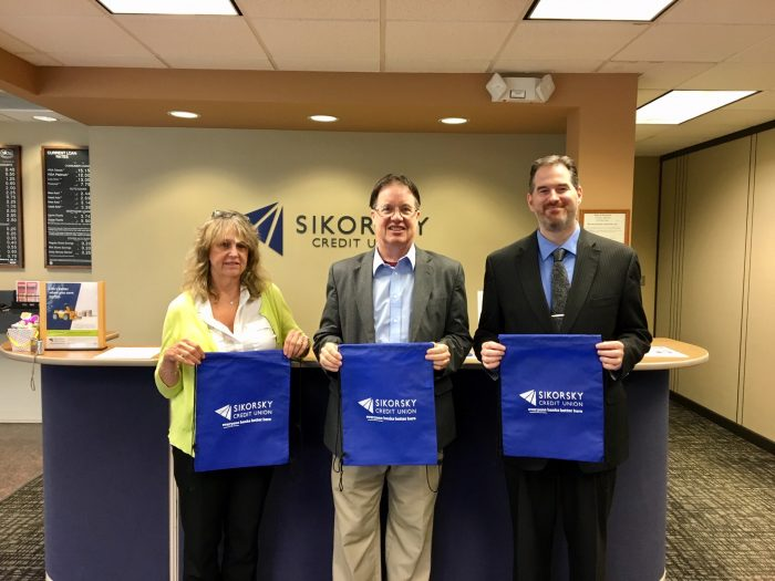 Sikorsky Credit Union Donates Backpacks For Children S Summer Camp Cuinsight