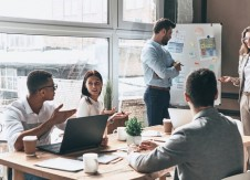 Presentations matter for CEO candidates