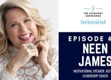 The CUInsight Experience podcast: Neen James – Listen with your eyes (#31)