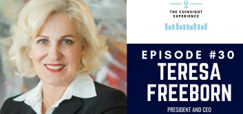 The CUInsight Experience podcast: Teresa Freeborn – Dispelling the myth (#30)