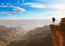 Brand gaps from the Grand Canyon
