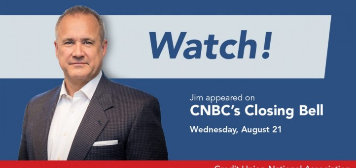 Nussle talks CBO on CNBC's closing bell
