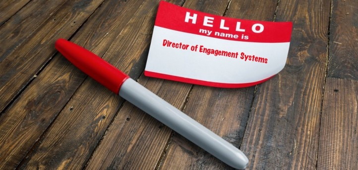 What's In A Name: Director of Engagement Systems