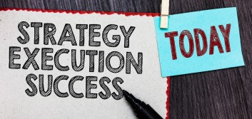 There's a difference between strategy and execution