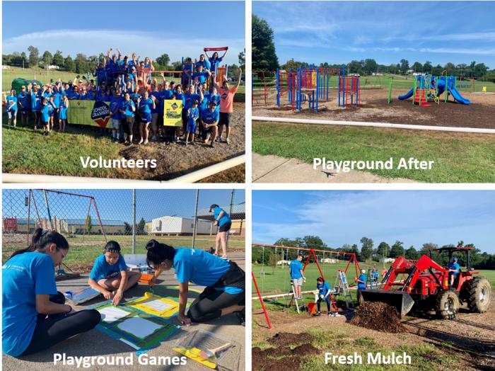 Georgia United Foundation provides $40K playground to Eton