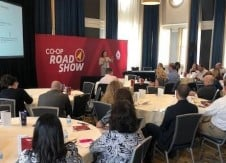 5 reasons why attending a CO-OP Roadshow gets you ahead of industry challenges