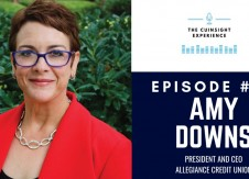 The CUInsight Experience podcast: Amy Downs – Resist complacency (#38)