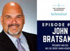 The CUInsight Experience podcast: John Bratsakis – Be authentic (#40)