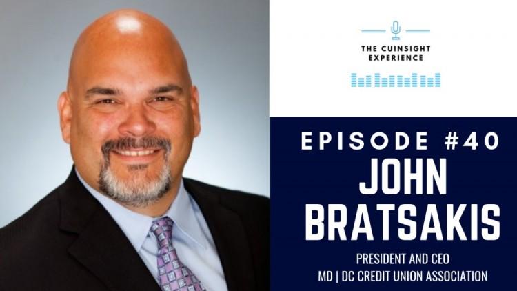 The CUInsight Experience podcast: John Bratsakis – Be authentic (#40)