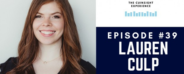 The CUInsight Experience podcast: Lauren Culp – Looking forward (#39)