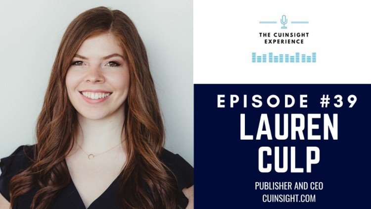 The CUInsight Experience podcast: Lauren Culp – Looking forward (#39)