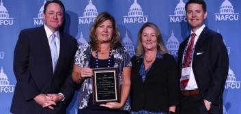 Visions FCU's Shermot wins 2019 Paul Revere Award