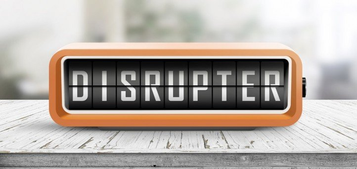 Embrace your legacy as a disruptor