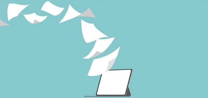 The pros of going paperless