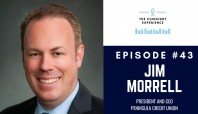 The CUInsight Experience podcast: Jim Morrell – Unknown impact (#43)