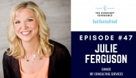 The CUInsight Experience podcast: Julie Ferguson – Be memorable (#47)