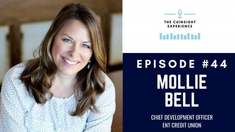 The CUInsight Experience podcast: Mollie Bell – The winding road (#44)